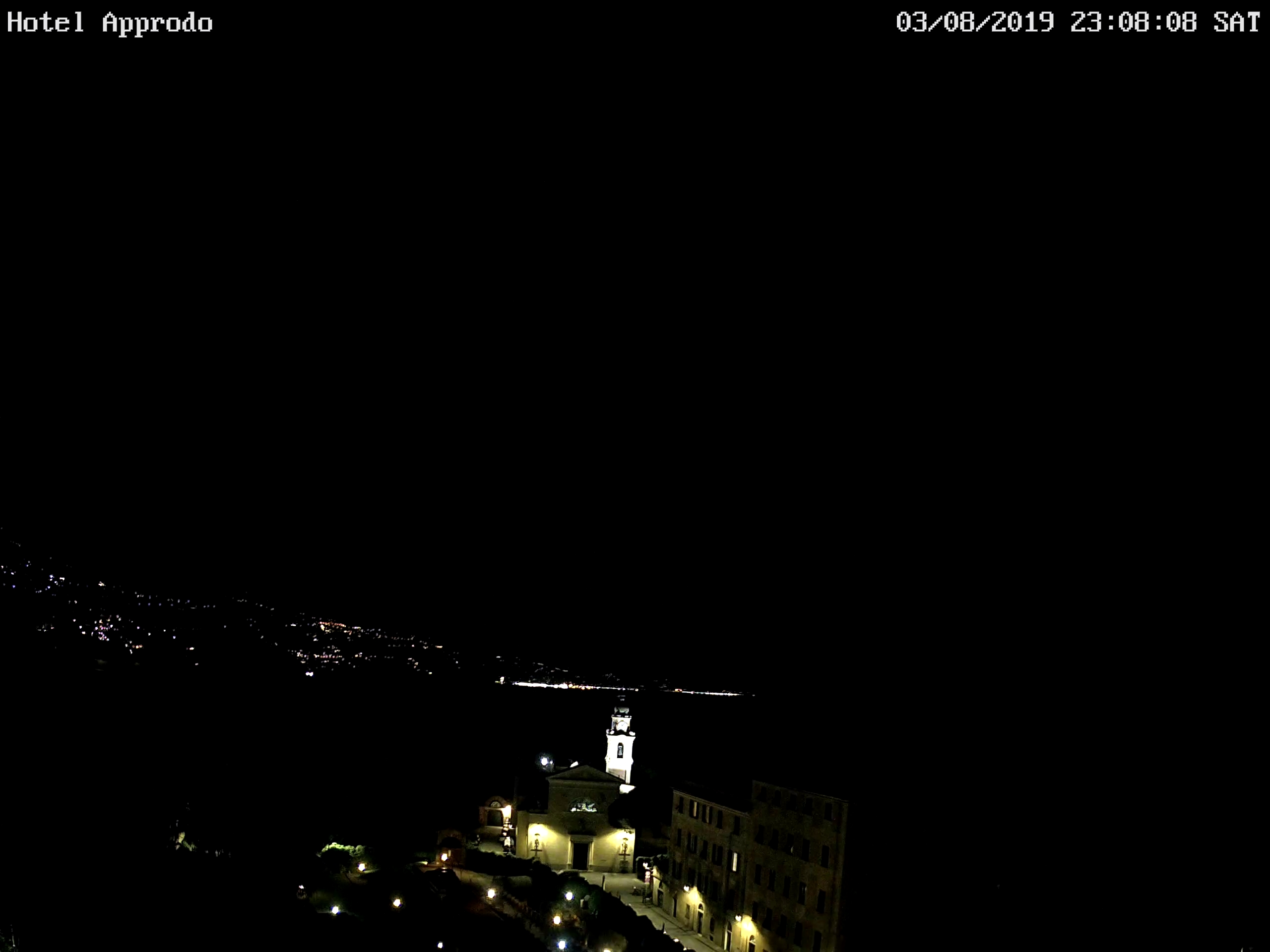 Webcam Hotel Approdo Rapallo